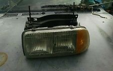 1995 1996 1997 CHEVROLET CHEVY BLAZER S10 DRIVER LEFT LH HEADLIGHT OEM