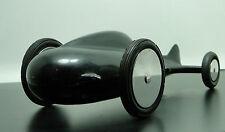 Tether Racer Vintage GP F Indy Midget Race Car 1 18 Rare Carousel Black Metal