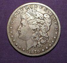 1879 P MORGAN SILVER DOLLAR