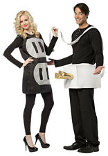 Lightweight Plug And Socket Couples Adult Costume