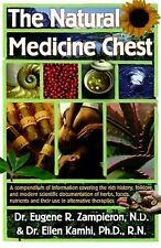 The Natural Medicine Chest: Natural Medicines To Keep You and Your Fam-ExLibrary