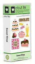 SWEET SHOP Cartridge for Cricut Machine ~ Food Candy Cake Cupcake Signs NEW