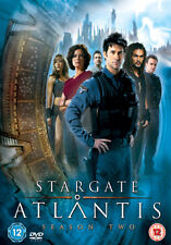 STARGATE ATLANTIS SERIES 2 BOX SET - DVD - REGION 2 UK