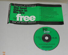 Single CD Luther Vandross & Janet Jackson - The best things in life are free 150