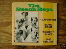 "the BEACH BOYS - California Girls, Help Me, Rhonda + 2  - 3"" MAXI CD single"