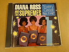 CD / DIANA ROSS AND THE SUPREMES - EVERY GREAT No. 1 HIT