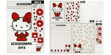 Sanrio Hello Kitty 40th Anniversary 2012 Letter Set Japan Limited Brand-New Pack