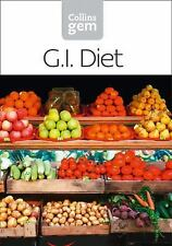Gem Gi Diet Pb  (UK IMPORT)  BOOK NEW
