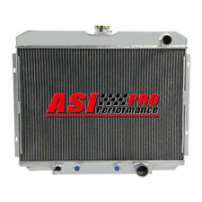 3 ROW ALUMINUM RADIATOR FOR 1967-1970 FORD MUSTANG/COUGAR XR-7 V8 289 302/351