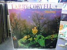 LARRY CORYELL Offering LP VG+ 1972 Stereo Vanguard VSD 79319 Tan Label