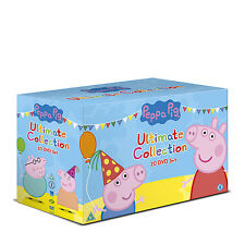 Peppa Pig: The Ultimate Collection DVD Boxset New/Sealed
