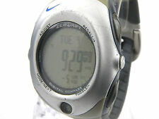 Men's Nike Altimeter ACG Ascent WG55-4000 Digital Compass Watch -100m