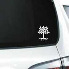 D108 Tree of Life family home Nature love heart Leaves  vinyl decal car sticker