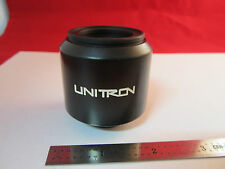 MICROSCOPE PART UNITRON JAPAN OPTICS BIN#5M