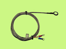 Thermocouple Temperature Sensors K type with 12mm Inner Diameter Washer
