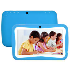 7inch Tablet PC Android 4.4 KitKat for Education Kids Quad Core 8GB Camera EE