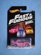 2016 HOT WHEELS   HONDA S2000  Fast & Furious  2 Fast 2 Furious PINK  Low Shippi