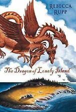 The Dragon of Lonely Island-ExLibrary