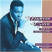 Marvin Gaye - Seek And You Shall Find ..... hard to find 1993 Rhino CD