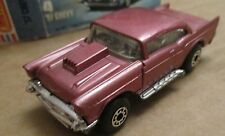 MATCHBOX Lesney Superfast Chevy in repro BOX no4 1979 modello