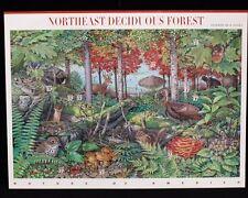 2006 Scott #3899 Northeast Deciduous Forest Stamp Sheet MNH