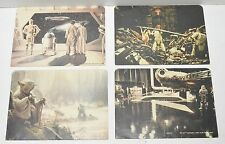 Star Wars Vintage Mail Away ESB Display Arena Complete w/all 4 backdrops!