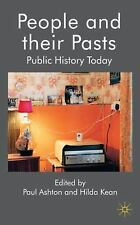 People and Their Pasts: Public History Today, , , Very Good, 2009-01-15,