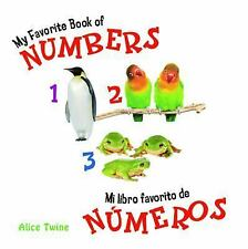 My Favorite Book of Numbers  Mi Libro de Favorito de Nmeros
