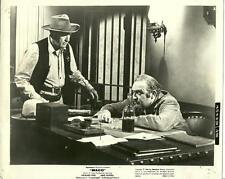 Howard Keel in Waco 1966 western vintage movie photo 7881