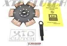 XTD STAGE 4 RIGID CLUTCH DISC & TOOL 1992-2001 INTEGRA 1999-2000 CIVIC SI B16A2