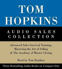Tom Hopkins Audio Sales Collection : Advanced Sales Survival Training,...
