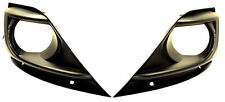 Citroen Grande C4 Picasso Front Bumper Fog Light Surround Trims Genuine 7414SC