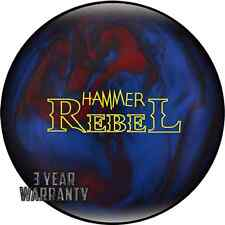 14lb HAMMER REBEL Pearl Reactive Bowling Ball NEW