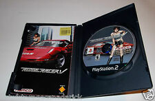 Ridge Racer V (Sony PlayStation 2, 2000) Instructions Included