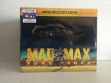 Mad Max Fury Road 3D Blu-ray - Collector's Edition Car Model (Limited Edition)