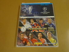 PANINI ADRENALYN XL BINDER UEFA CHAMPIONS LEAGUE 2014 - 2015 INCL ALL 360 CARDS