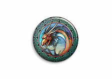 Celtique - Dragon 1 - Badge 25mm Button Pin