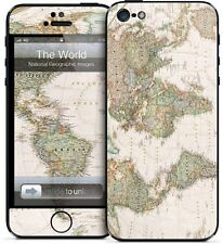 Gelaskin Gelaskins iPhone 5 5S The World