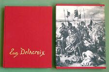 DELACROIX Cercle d'Art 1963 R. Eschollier édité pour le centenaire