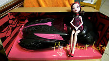 Monster High Draculaura Roadster Jcpenny Exclusive