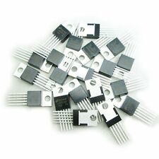 20pcs ams1117-5.0 lm1117 voltage regulator IC 1a 5v sot-223