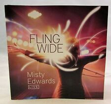 Fling Wide: Live - Misty Edwards 2009 (CD, Forerunner) - FREE Domestic SHIPPING