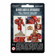 BLOOD ANGELS  UPGRADES - WARHAMMER 40,000 40K - GAMES WORKSHOP - MARINES - BNIB
