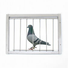 30*26cm Iron Bob Wire Bars on Frame For Racing Pigeons in Loft Fantails Tumblers