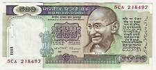 INDIA RS.500 BANKNOTE, SIGN C. RANGARAJAN, 3RD ISSUE, UNC