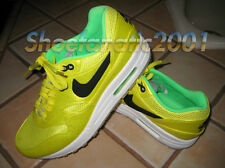 Nike Air Max 1 FB Premium Quickstrike Vibrant Yellow Supreme Retro Soccer