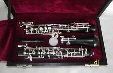 Excellent ebony wood full-automatic outfit oboe C key