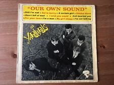 YARDBIRDS LP PS Our Own Sound MEGA RARE FRANCE ONLY ORIGINAL UNIQUE COVER French