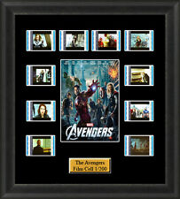 The Avengers (2012) Film Cell Memorabilia FilmCells Movie Cell Presentation
