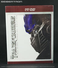 Transformers HD-DVD Movie 2007 Two-Disc Special Edition Set starring LaBeouf+Fox